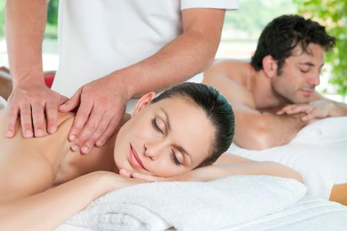 pack masaje pareja